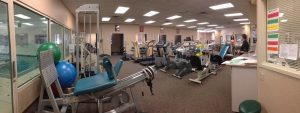 Physical Therapy Gym: Towson Sports Medicine - Bellona Ave.