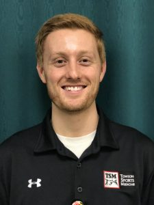 Physical Therapist: Gabe Corder - Towson, MD
