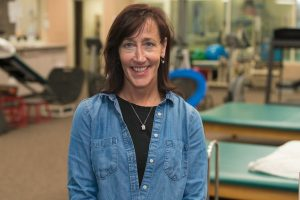 Physical Therapist: Kelly Griffin - Towson, MD